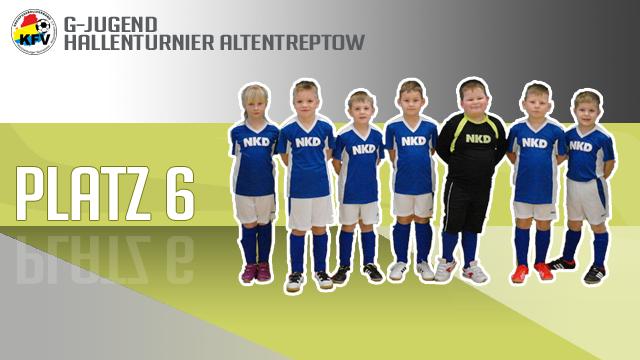 You are currently viewing G-Jugend Hallenturnier in Altenreptow